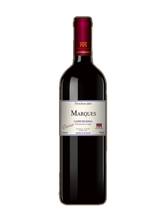 侯爵干红葡萄酒