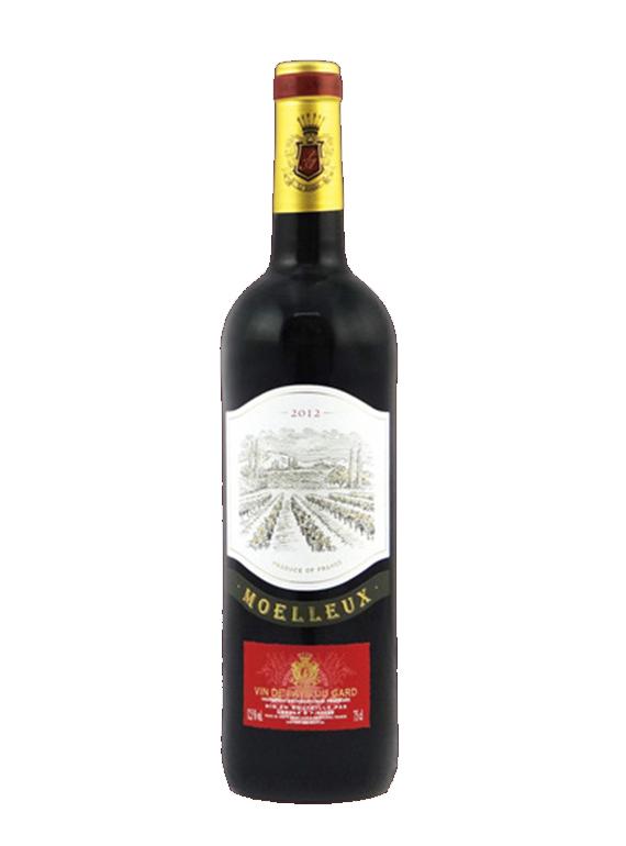 庄园佳酿干红葡萄酒