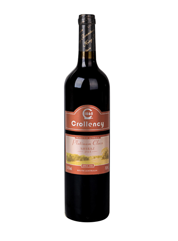 白金级西拉子干红葡萄酒